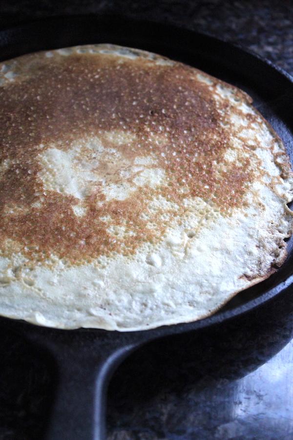 Icelandic Pancake Cast Iron Pan