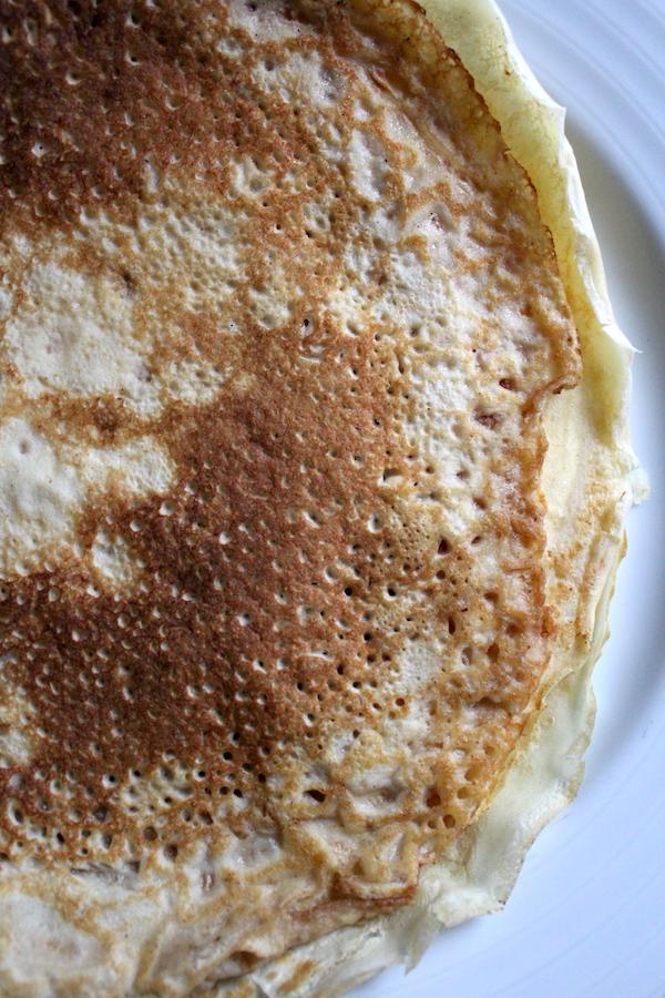 Icelandic Pancakes pönnukökur