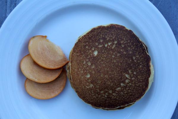 Almond Flour Pancakes (Grain Free & Keto)