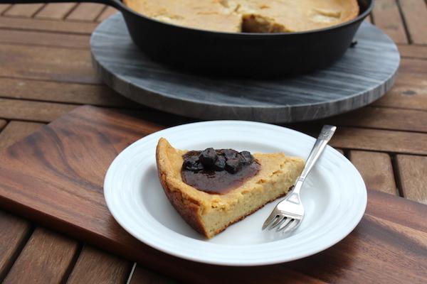 Finnish Pancake Ålandspannkaka