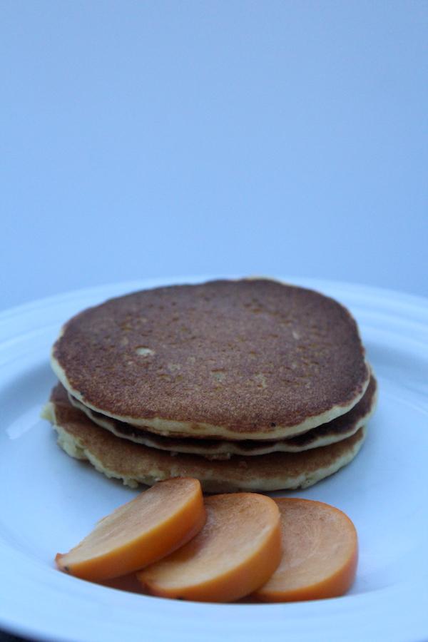 Grain Free Almond Flour Pancakes