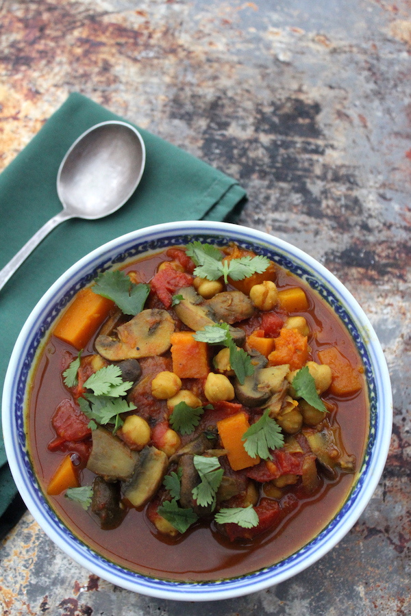 Lebanese Butternut Stew