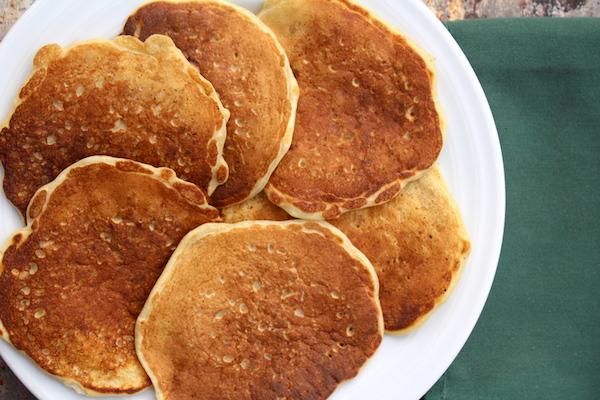 Lummur ~ Icelandic Oatmeal Pancakes