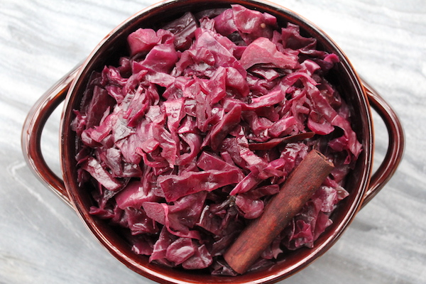 Rodkal Braised Red Cabbage