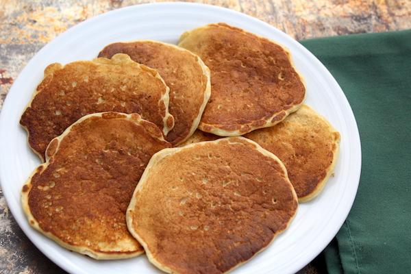 Icelandic Oatmeal Pancakes Lummer