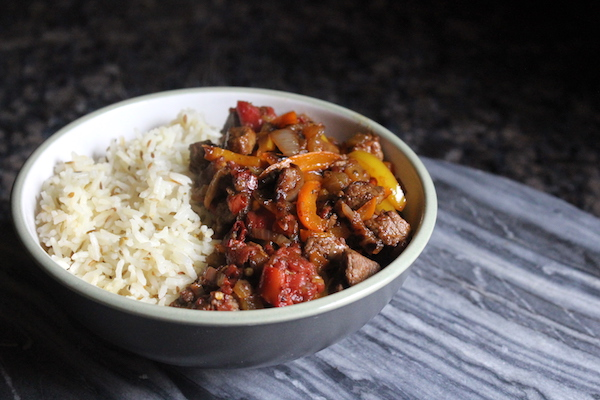 Saç Kavurma (Turkish Sautéed Spiced Lamb)
