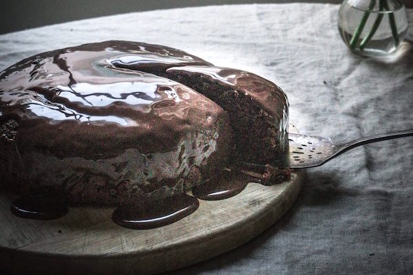 Chocolate Beetroot Cake ~ Red Velvet Cake without Food Coloring