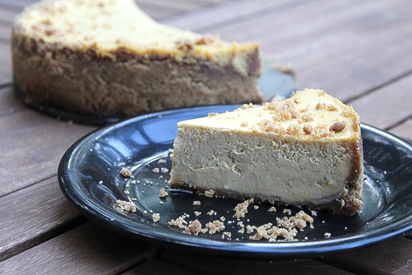 Easy Pumpkin Cheesecake for Home Entertaining