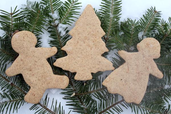pepperkakker gingerbread cookies