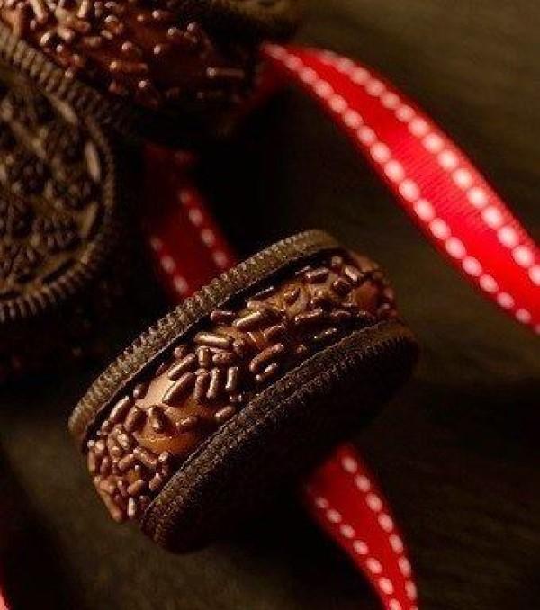Brigadeiro Cookies - Brazil