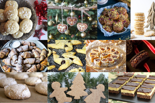 50+ Christmas Cookies from Around the World