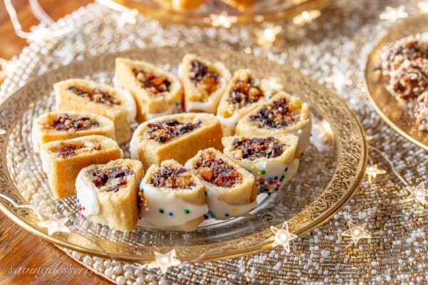 Fig Cookies - Italy