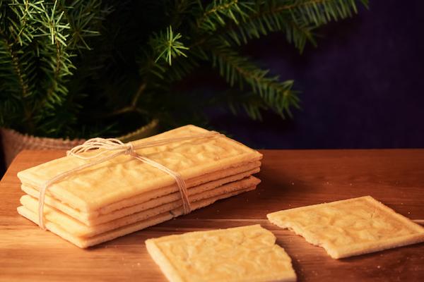 Goro - Traditional Norwegian Christmas Cookies
